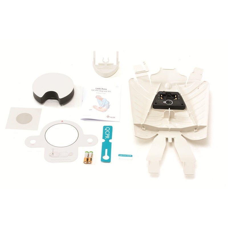 Kit de actualización Little Anne QCPR