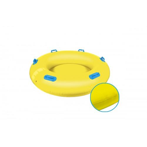 flotador balsa redonda familiar 70