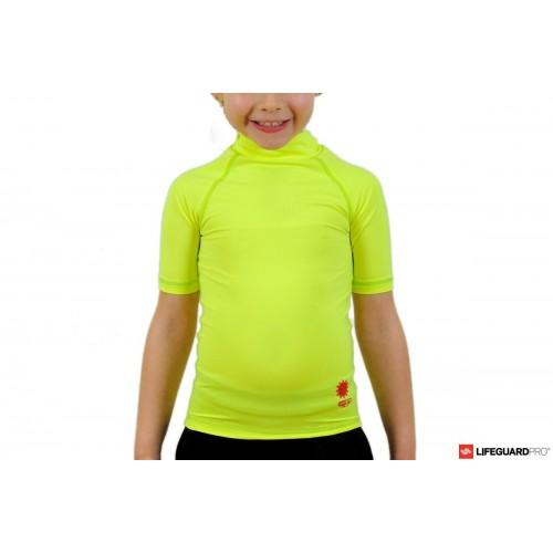 camiseta lycra para niños sin logo