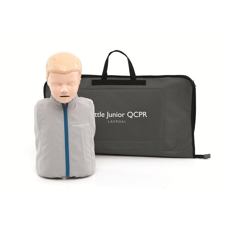 PACK Maniquí RCP Little Junior QCPR