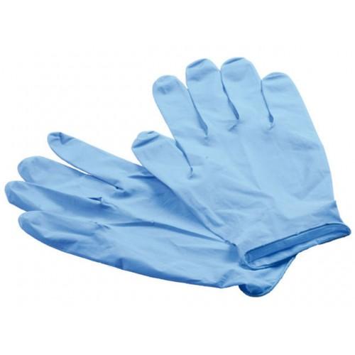 guantes de nitrilo L