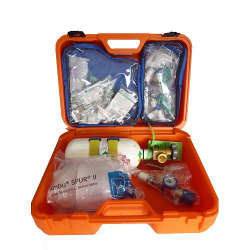 maleta de emergencia